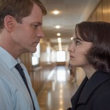 "Peter Sarsgaard e Natalie Portman in ""Jackie"""