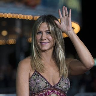 Jennifer Aniston single e felice
