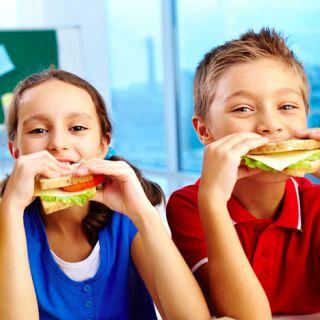 L'alimentazione giusta per i bimbi che fanno sport