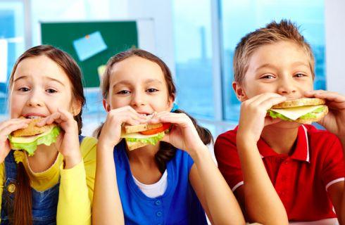 La corretta alimentazione per i bimbi che fanno sport