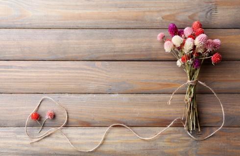 Come decorare casa con i fiori secchi