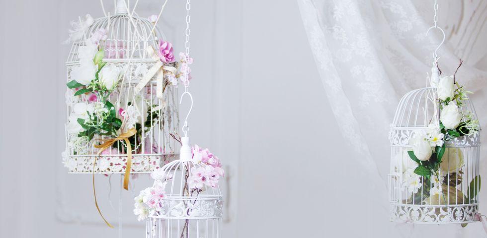 Come decorare casa per il matrimonio diredonna - Come addobbare la casa della sposa il giorno del matrimonio ...