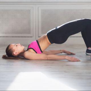 Il tutorial con gli esercizi di pilates da fare a casa