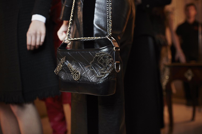 Borse Chanel, foto e prezzi di Gabrielle Chanel primavera estate 2017