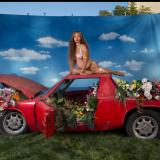 Beyoncé con il pancione