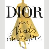 Dior par Mats Gustafson, la copertina del libro