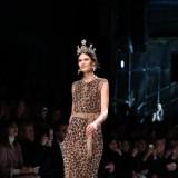 Dolce & Gabbana Autunno Inverno 2017-2018 Bianca Balti