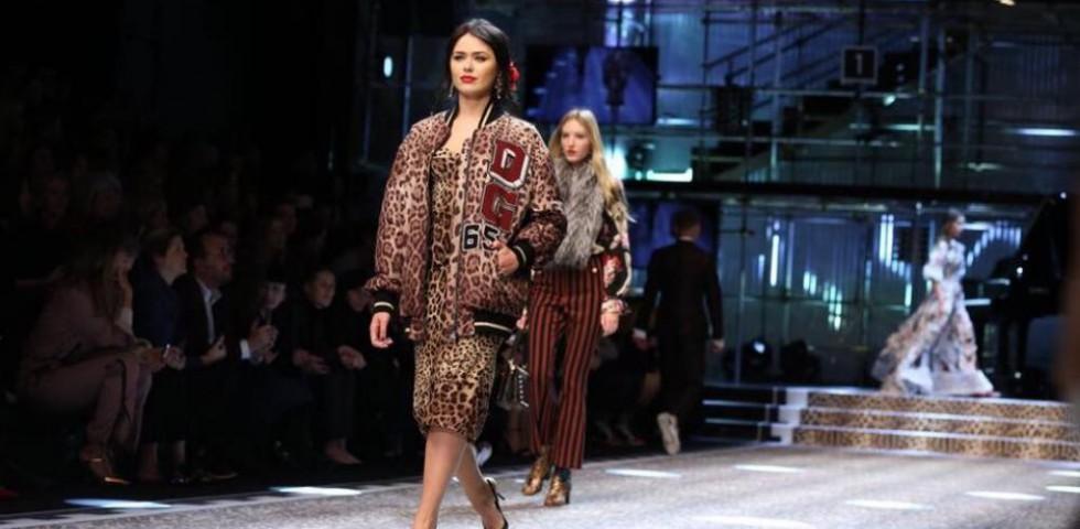 Dolce   Gabbana  collezione Autunno Inverno 2017-2018 - DireDonna 13493fed6a7