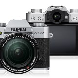 Fujifilm X-T20, prezzo consigliato solo corpo 919,99 euro
