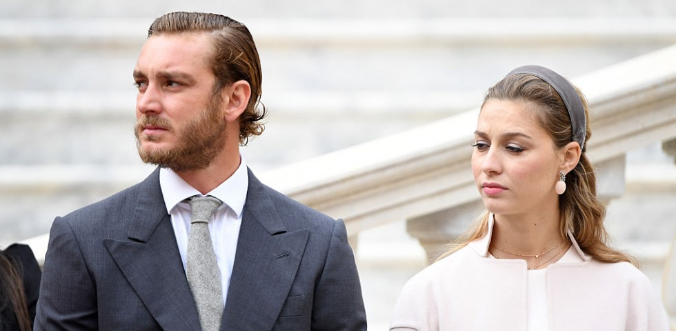 Beatrice Borromeo e Pierre Casiraghi genitori di un maschietto