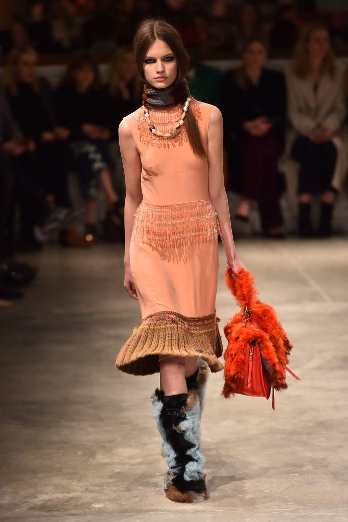 Moda Autunno Inverno 2017-2018, tendenze borse da Milano Moda Donna, foto
