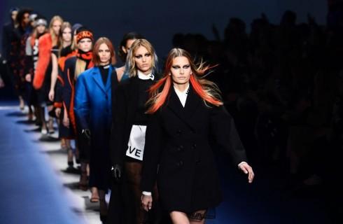 Versace: collezione Autunno Inverno 2017-2018