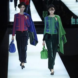 Da Milano Moda Donna, i colori d'autunno e inverno