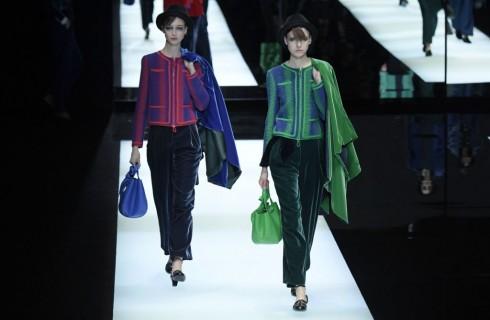 Moda Autunno Inverno 2017-2018: colori di tendenza da Milano Moda Donna