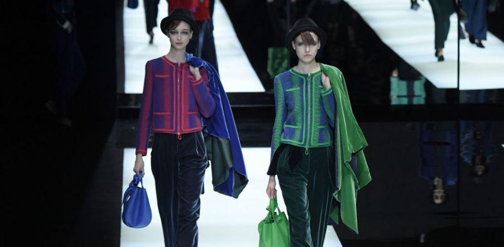 734e2aaf52bd Moda Autunno Inverno 2017-2018: colori di tendenza da Milano Moda Donna