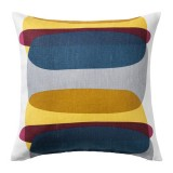 Per divano blu Ikea Fodera per cuscino Malin Figur 7,99 euro