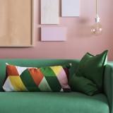 Per divano verde Ikea Cuscino Hostfibbla 4,99 euro