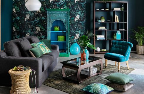 Cuscini per il divano