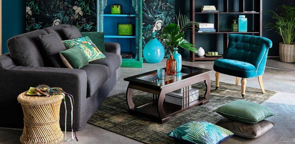 Cuscini per il divano diredonna - Maison du monde divano roma ...
