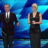 Sanremo 2017 Prima serata Carlo Conti e Maria De Filippi