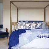 Zara Home 2017 Hotel Blu Biancheria letto da 17,99 a 99,99 euro
