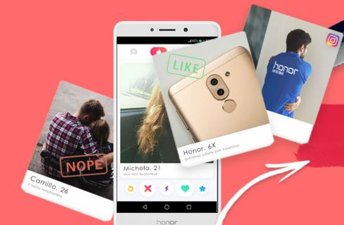San Valentino 2017: Tinder e Honor lanciano un talent per i single