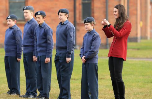 Kate Middleton annuncerà la terza gravidanza nel 2017?
