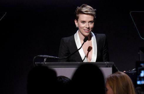 Scarlett Johansson non crede nella monogamia