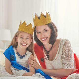 Costumi di Carnevale da principessa per bambini e adulti