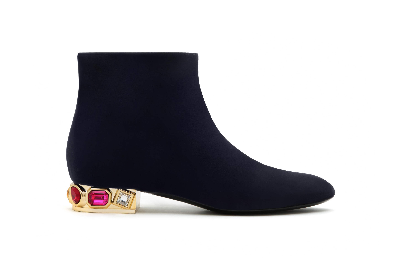 Casadei collezione autunno inverno 2017 2018 foto diredonna - Casadei scarpe 2017 ...