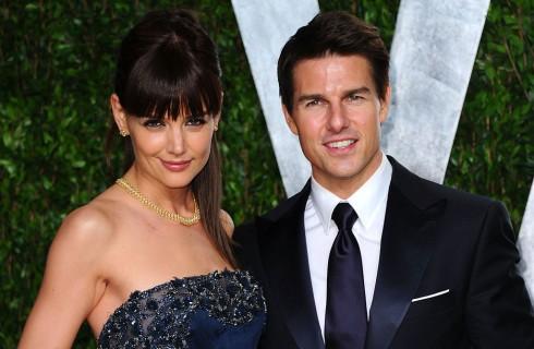 Tom Cruise: Katie Holmes non può parlare di Scientology per contratto?