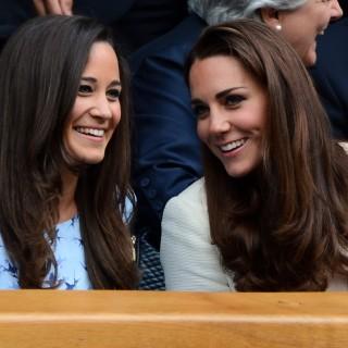 Pippa Middleton in ombra a causa di Kate Middleton?