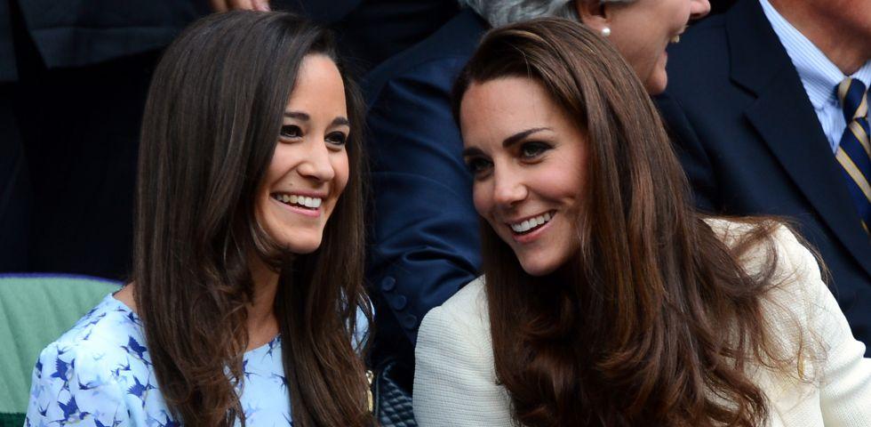 Kate Middleton E Meghan Markle Rischiano Di Oscurare Pippa
