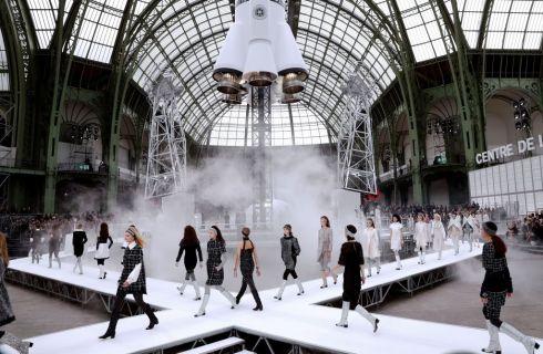 Chanel, collezione Autunno Inverno 2017-2018