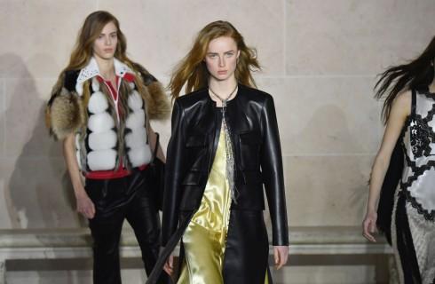 Louis Vuitton, collezione Autunno Inverno 2017-2018