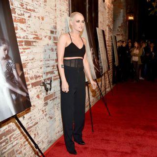 Kristen Stewart con il nuovo cortissimo taglio  di capelli