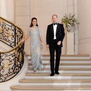 Kate Middleton a Parigi: tutti i look