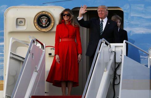 Melania Trump, infelice nel matrimonio con Donald Trump