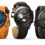 Huawei Watch 2, in Italia dal 10 aprile, prezzo consigliato di 329 euro per la versione Sport Bluetooth