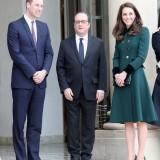 Kate Middleton Parigi