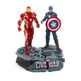 Statua Capitan America: Civil War, Disney Store 220 euro