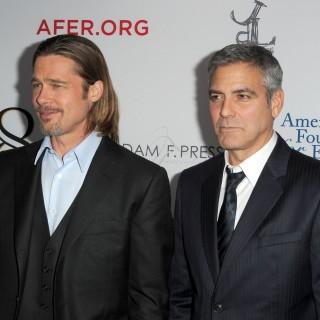 La gelosia di Angelina Jolie ha allontanato Pitt da Clooney?