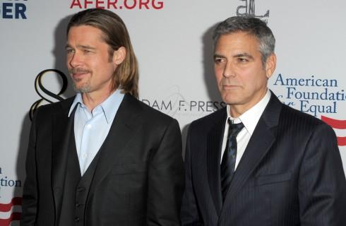 Angelina Jolie è la causa della fine dell'amicizia tra Brad Pitt e George Clooney?