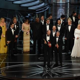 Oscar 2017: tutte le facce degli attori dopo la gaffe