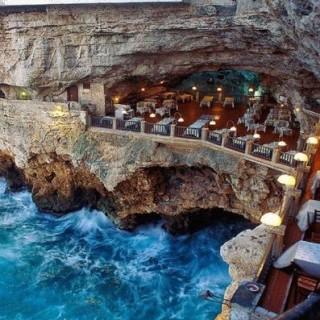 I 18 ristoranti più spettacolari al mondo