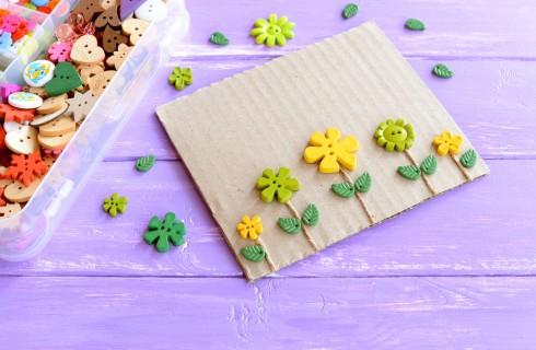 Lavoretti per bambini sulla primavera: creativi, facili e per finestre