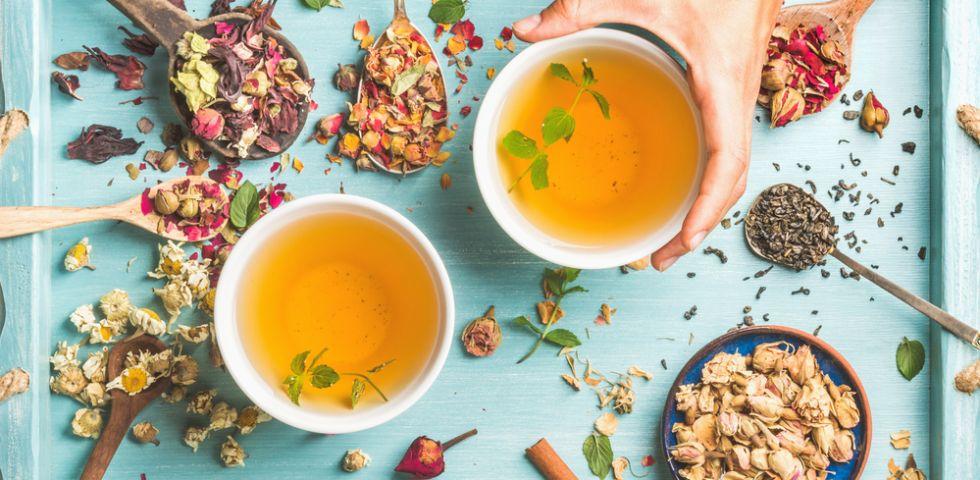 i migliori tè per bruciare i grassi