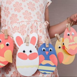 Lavoretti di Pasqua fai da te: 5 idee facili e veloci