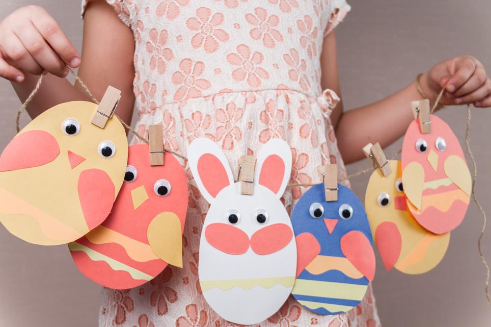 Lavoretti di pasqua fai da te 5 idee facili e veloci - Modelli di colorazione per bambini ...