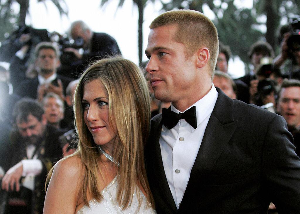 Jennifer Aniston parla di Brad Pitt